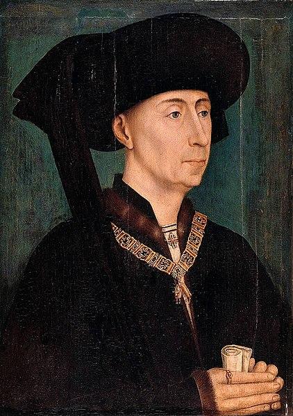 Герцог Филипп Бургундский