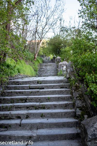 Лестница Фаренхольца
