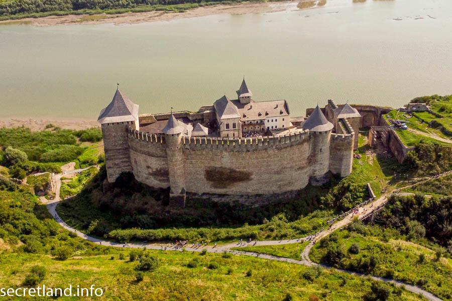 Хотинская крепость