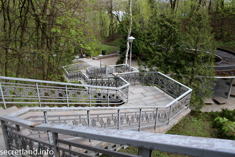 Лестница на Тарасову гору