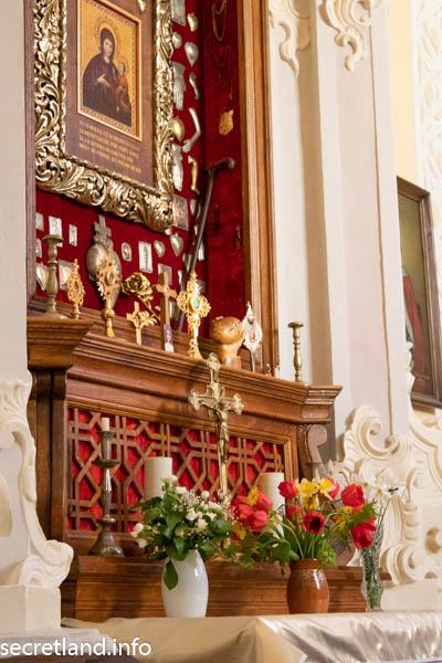часовня Армянской Богородицы (Утешения Девы Марии).
