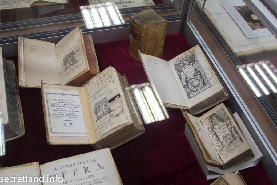 Музей редкой книги Нежин