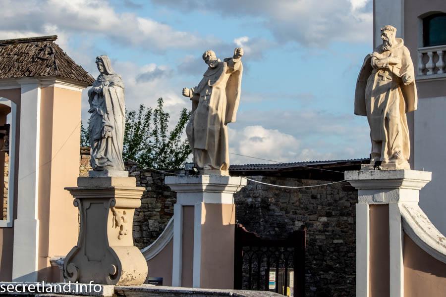 Тринитарский костел Каменец-Подольский