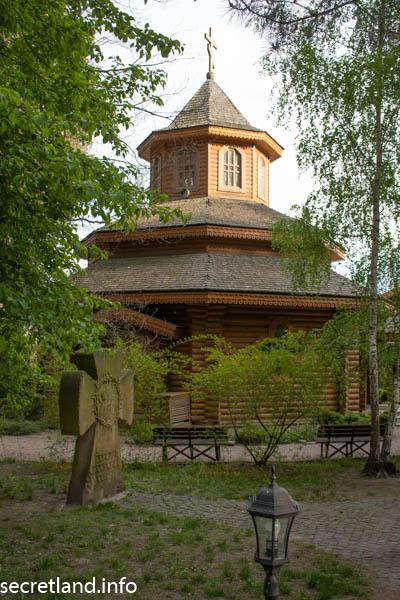 Церковь Украинское село