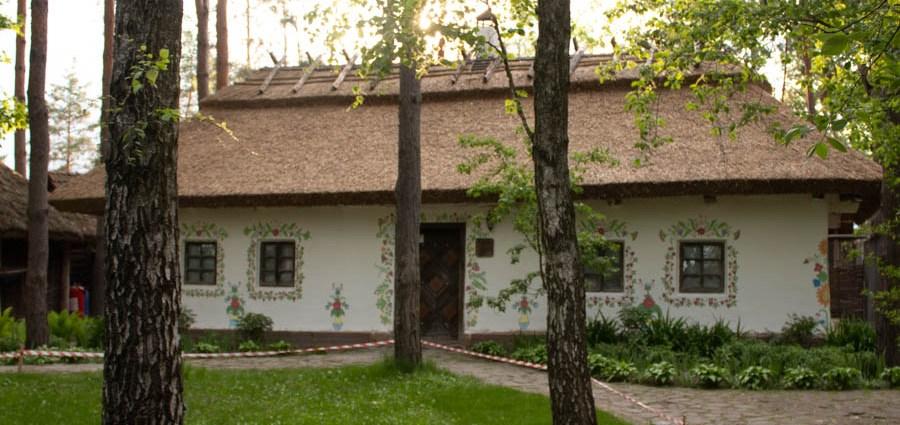 Этнографический комплекс «Украинское село» в Бузова