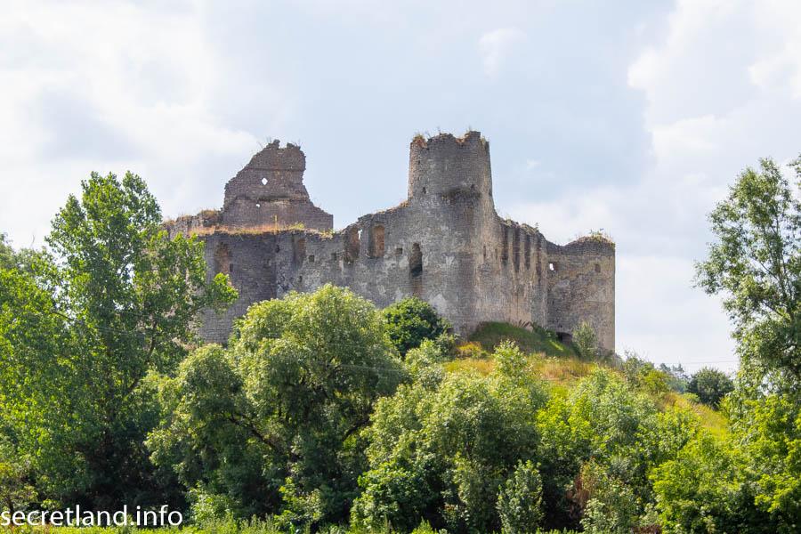 Замок в Сидорове