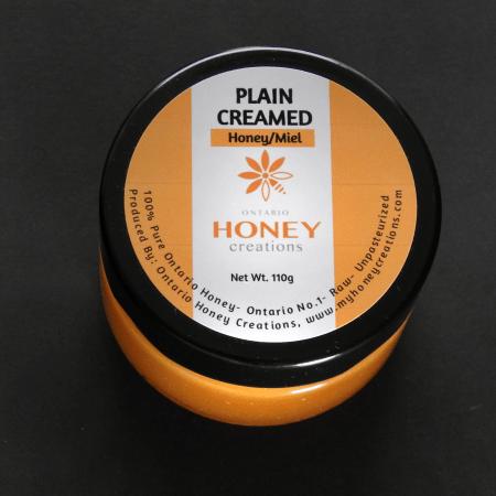 Plain Creamed Honey 110g