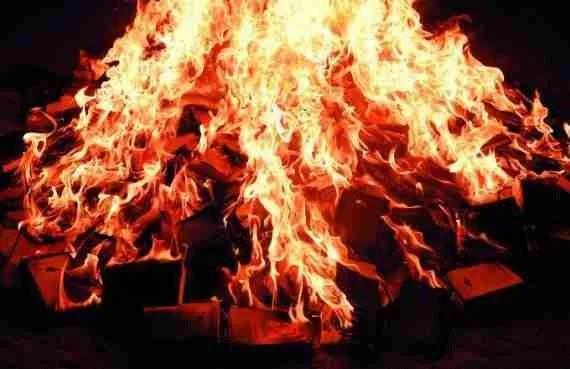 La palabra y el fuego