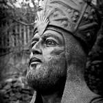 Almanzor y la cabeza de Galib