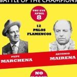 Mairena vs Marchena: El combate del siglo