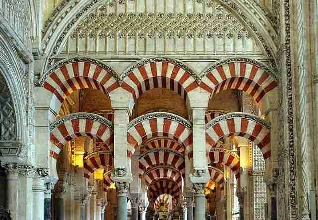 Mezquita Catedral de Córdoba. Foto de Jim Gordon