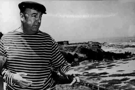 Pablo Neruda en Chile