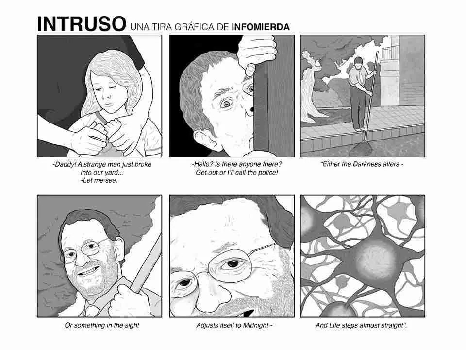 Intruso, por Infomierda