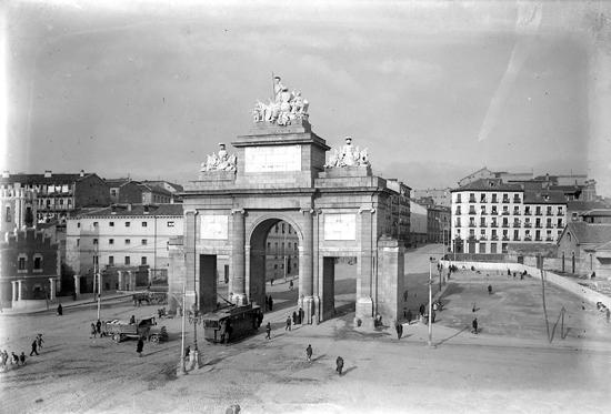 Tranvía Puerta de Toledo, Madrid