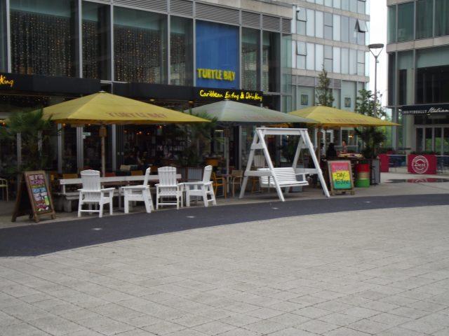 Eating Out Milton Keynes