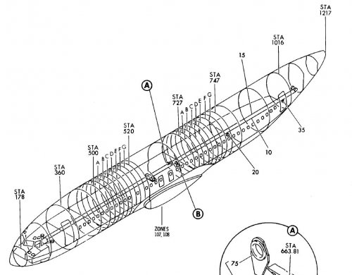 Boeing 737-400 Mystery: 20 inches shorter than we think