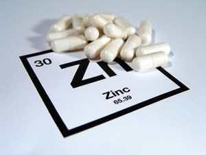 zinc-pills