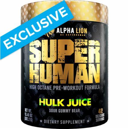 Alpha Lion SUPERHUMAN Pre-Workout V2