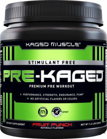 Kaged Muscle Stimulant Free Pre-Kaged
