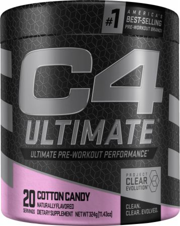 Cellucor C4 Ultimate Clear Evolution Pre-Workout