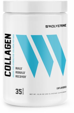 Swolverine Grass-Fed Hydrolyzed Collagen