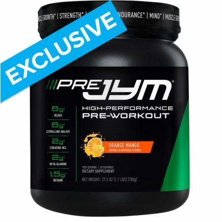 Pre JYM Pre-Workout Powder