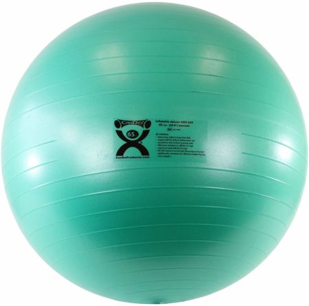 Ab Training is Better with Balls