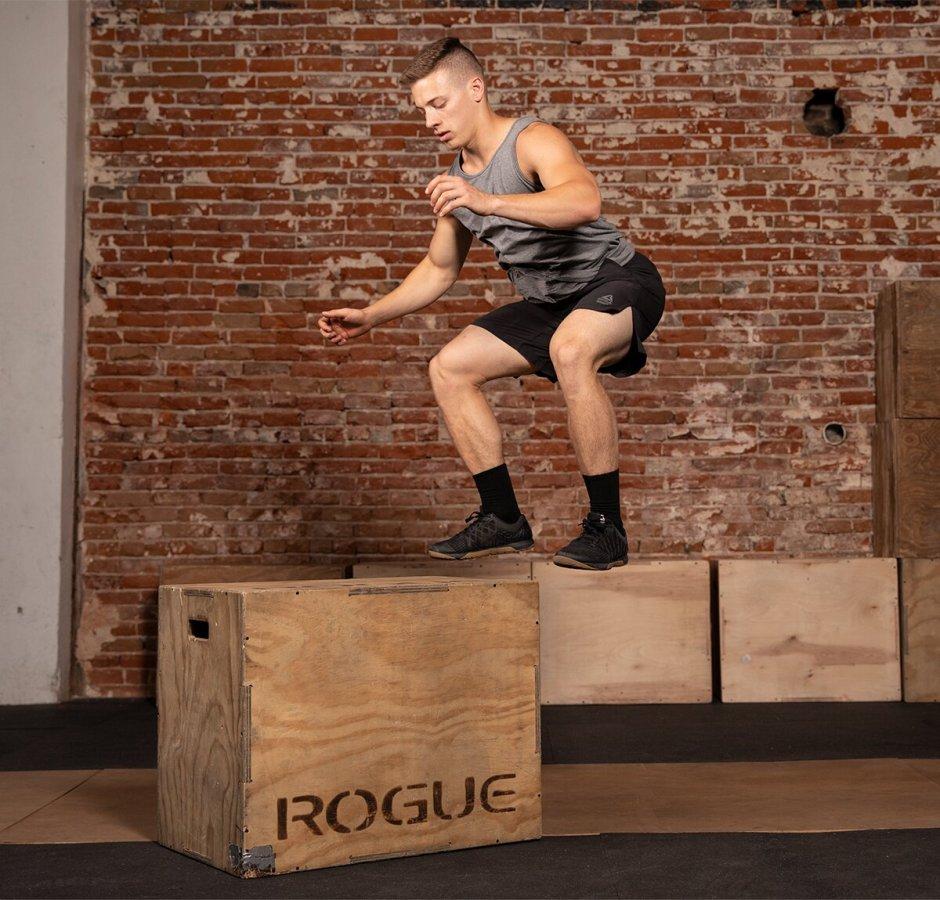 Front box jump