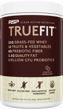 RSP Nutrition: TrueFit Grass-Fed Protein