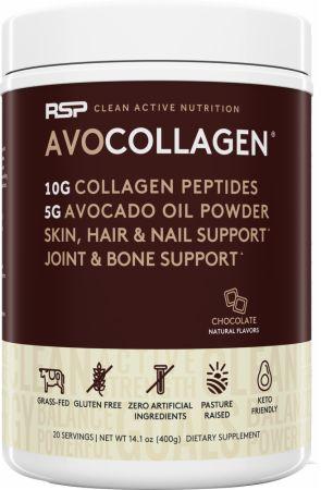 RSP Nutrition: AvoCollagen Collagen Peptides