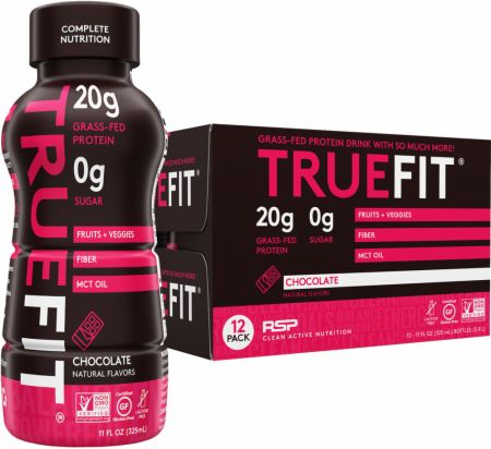 RSP Nutrition: TrueFit Protein Shake