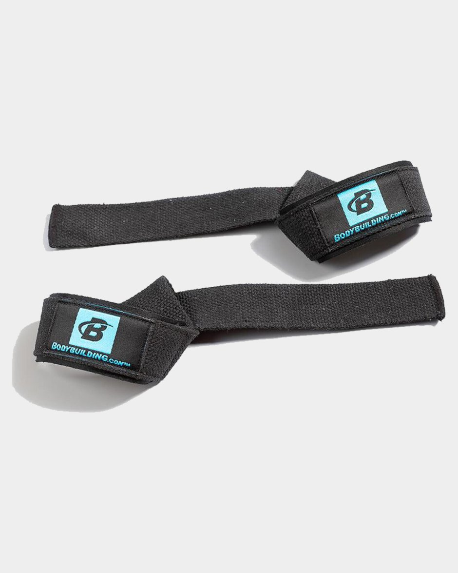 Bodybuilding.com Accessories Padded Lifting Straps