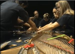 Prepared Piano Technique