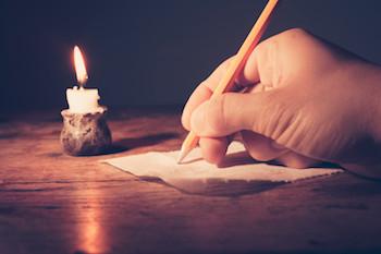 Lyric writer - songwriting