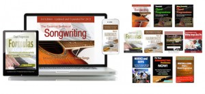 """The Essential Secrets of Songwriting"" 10-eBook Bundle"