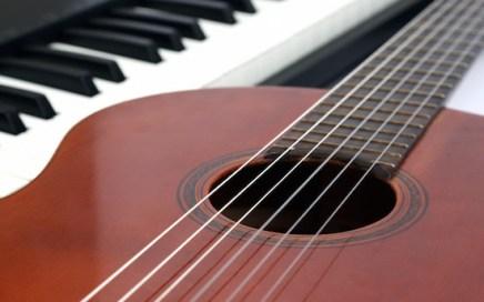 Piano and Guitar - creative chords