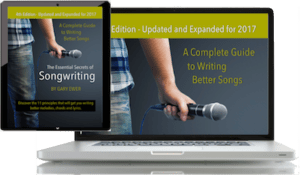 The Essential Secrets of Songwriting, 4th edition