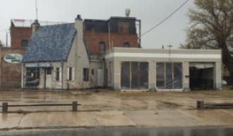 Cape Charles Gas Station Mason Avenue