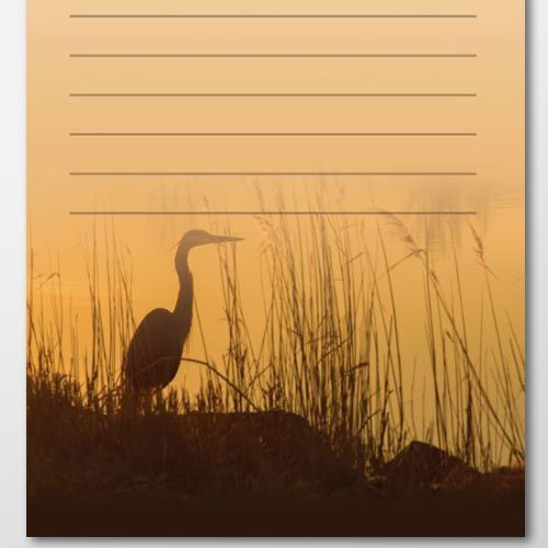 Heron Notepad
