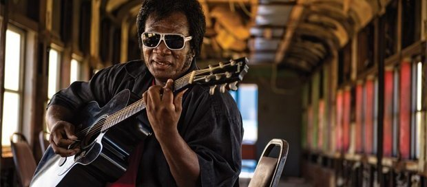 Black Elvis from the Eastern Shore of Virginia