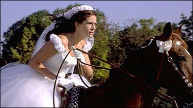 Julia Roberts in Runaway Bride