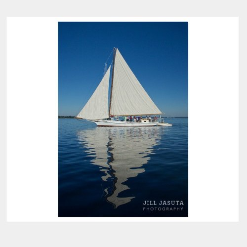 Skipjack Rosie Parks Greeting Card by Secrets of the Eastern Shore