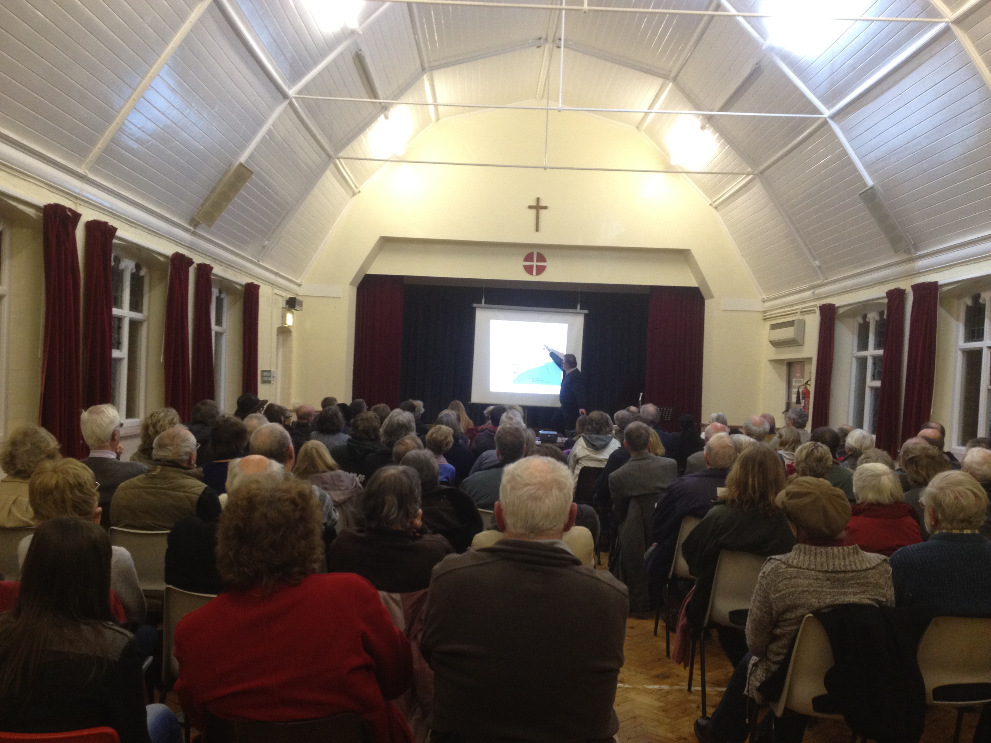 Bexhill talk 7th December 2012