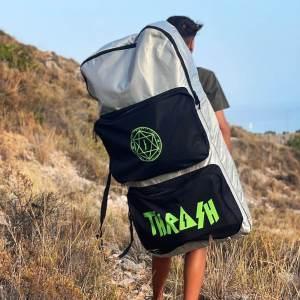 Thrash Travel Bag whit UV