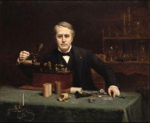 ADHD Thomas Edison