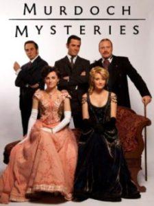 Murdoch Mysteries cast members