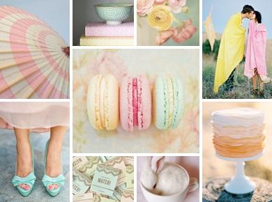 Wedding Style - Vintage Tea Party Theme
