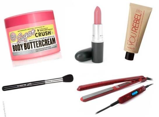 Beauty Style ♥ July Beauty Favourites