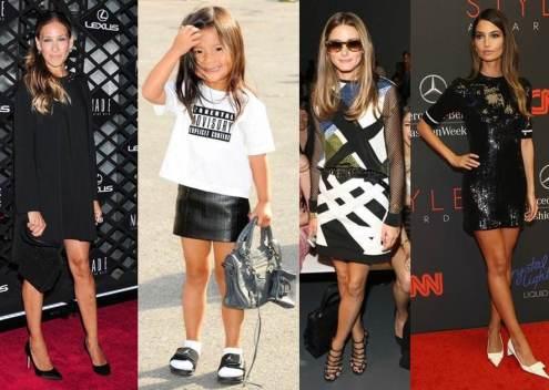 New York Fashion Week Fashionistas