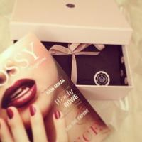 Dark Romance ♥ Glossybox Review